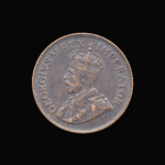 Colonial farthing of George V