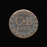 Tradesman Token (farthing) struck in Bristol