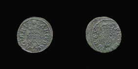 P0189__0 Farthing, Richmond Round of Charles I