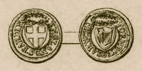 P0382__0 Farthing, Private Pattern Farthing in Multiple Metals of Protectorate