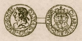 P0390__0 Farthing, Official Pattern Farthing in Multiple Metals of Cromwell
